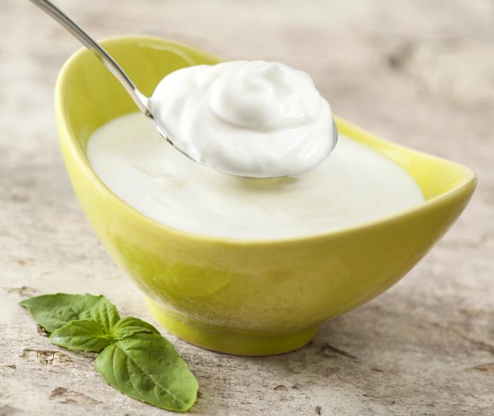 mascarillas caseras yogurt