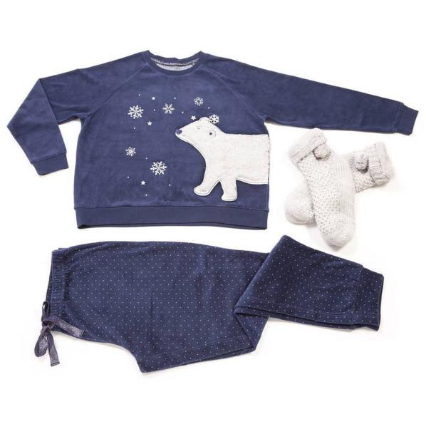 Pijama invierno