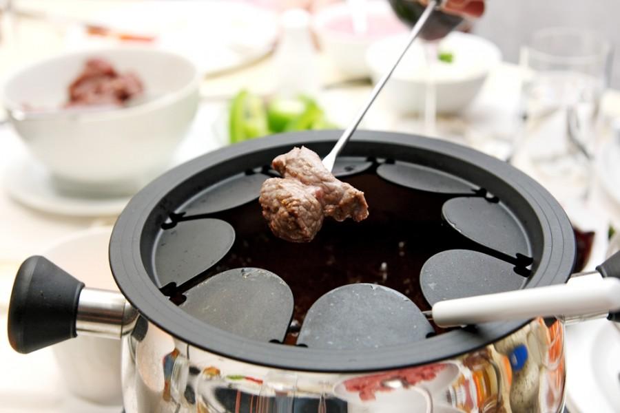 Tipos de fondue