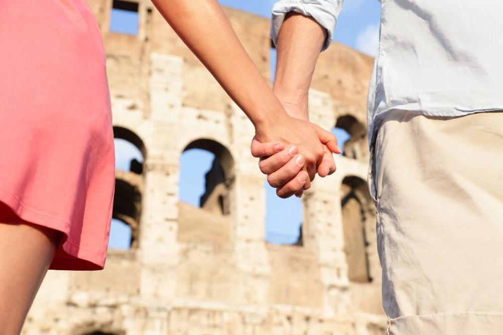 Destinos románticos