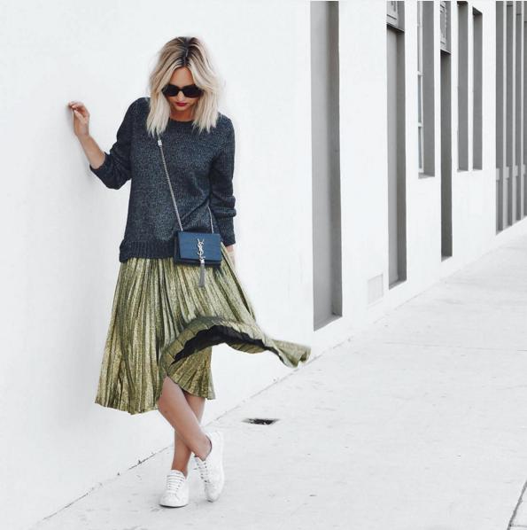 Instagram @shopstyleuk faldas